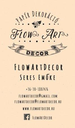 Flow Art Decor – Honlap vállalkozásodnak