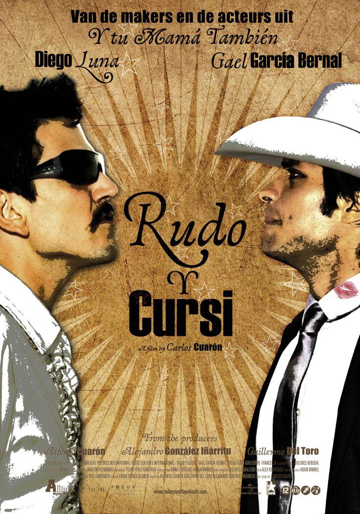 'Rudo y Cursi' (México, 2008).  La rivalidad entre dos hermanos que quieren triunfar en el fútbol y la canción.