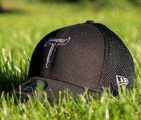 6x6 Lacrosse Thompson Brothers Designer @neweracaps lacrosse hat (Black)