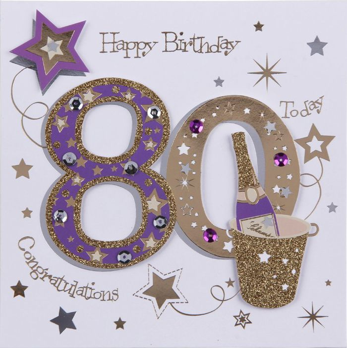 Amsbe Free 80th 90th And 100th Birthday Cards Ecards Fyi Happy 80th Birthday 100th Birthday Card Happy Birthday Today