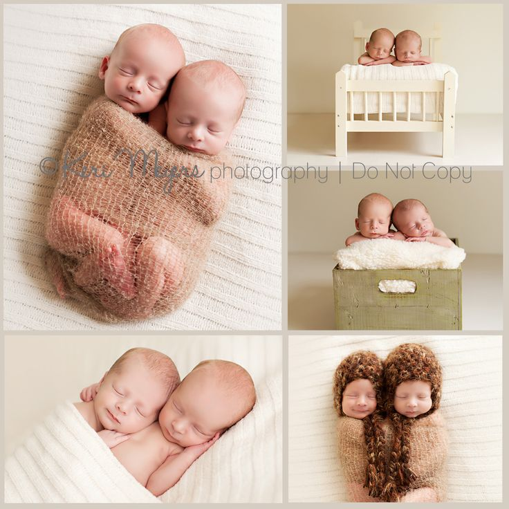 newborn twins photography - Google Search