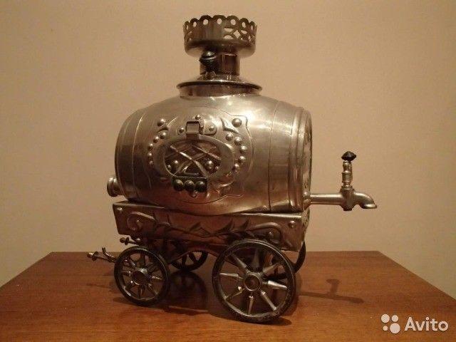 бочка-водовозка 3 литра