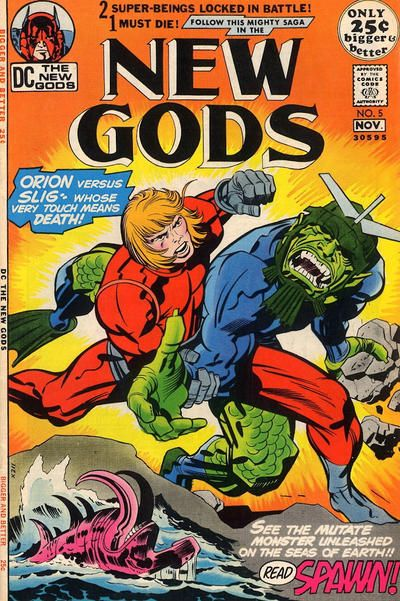 MIKE ALLRED Ranks JACK KIRBY'S NEW GODS Covers | 13th Dimension, Comics, Creators, Culture