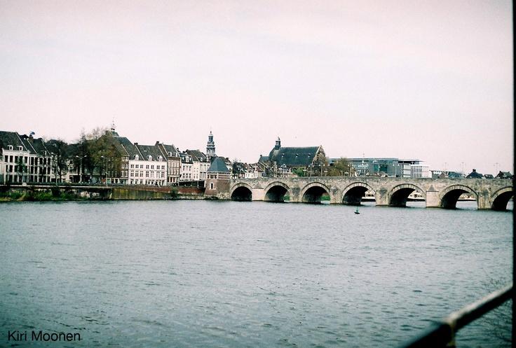 Sint Servaasbrug, Maastricht.  Film Photo by Kiri Moonen