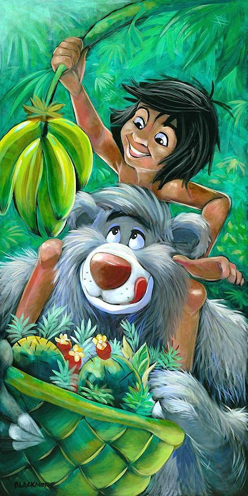 ✶ The Jungle Book by Brian Blackmore2 ★