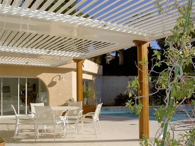 55 best images about translucent roof panels for patio and for Open pergola designs