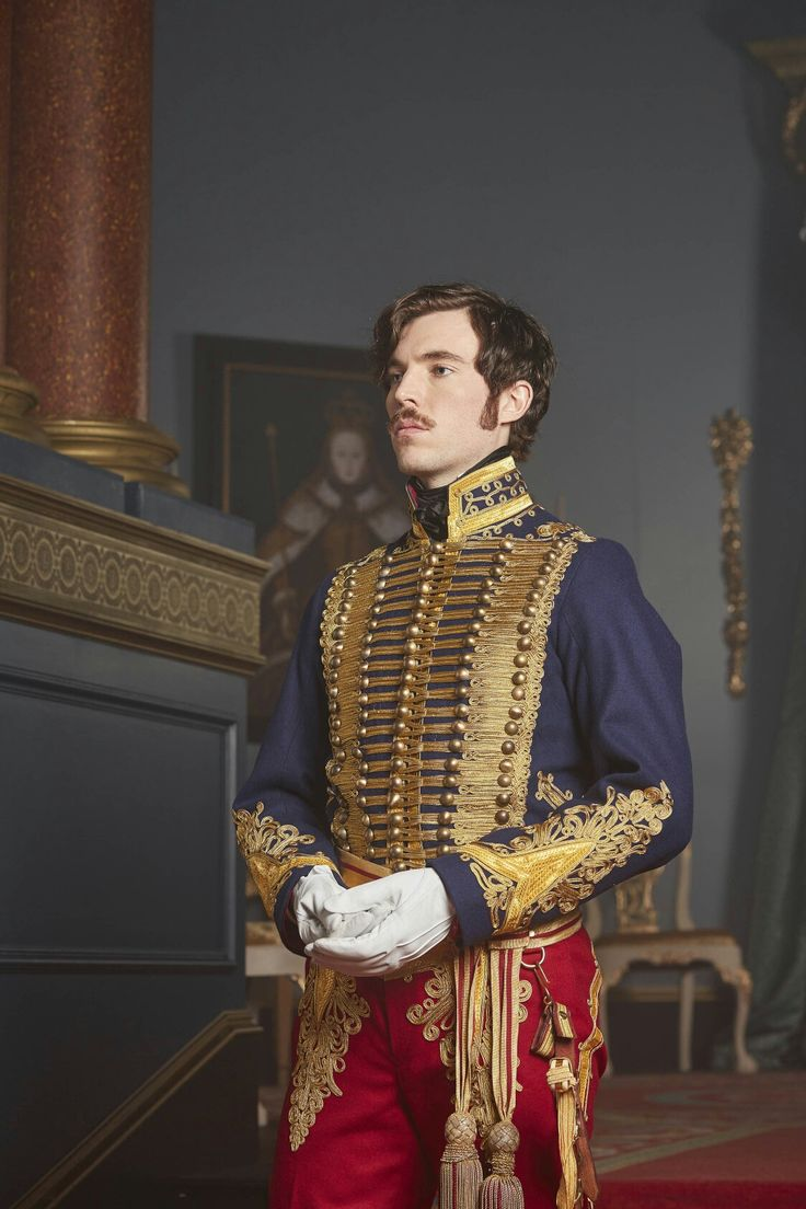 Victoria itv - Tom Hughes Prince Albert