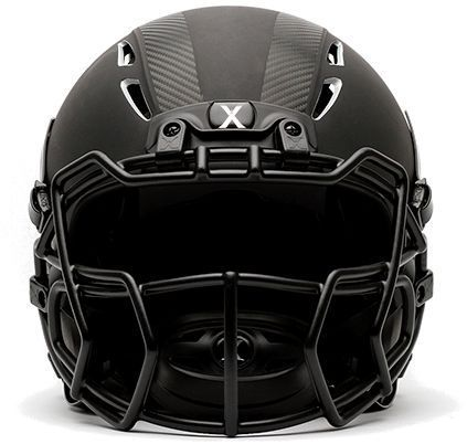 Xenith Epic Football Helmet - Black Out