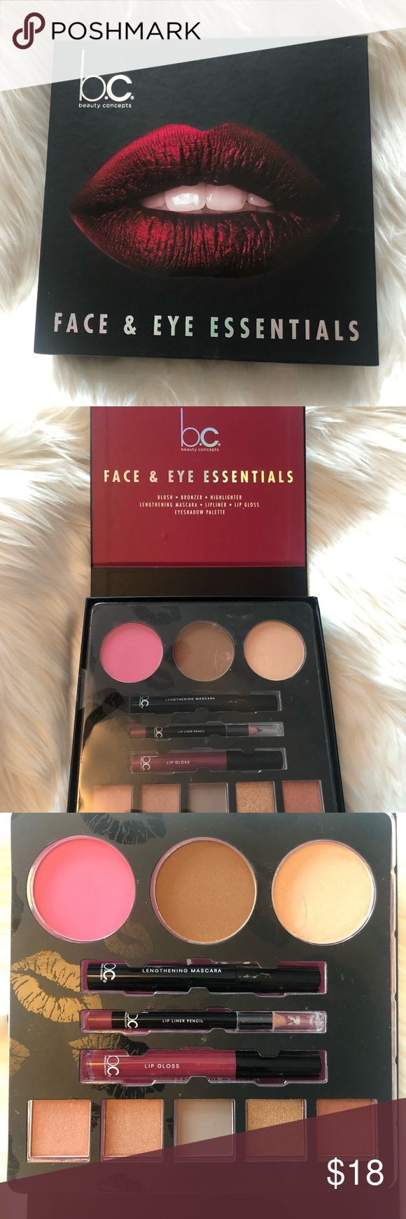 b.c. Beauty Concepts Face & Eye Essentials Kit includes