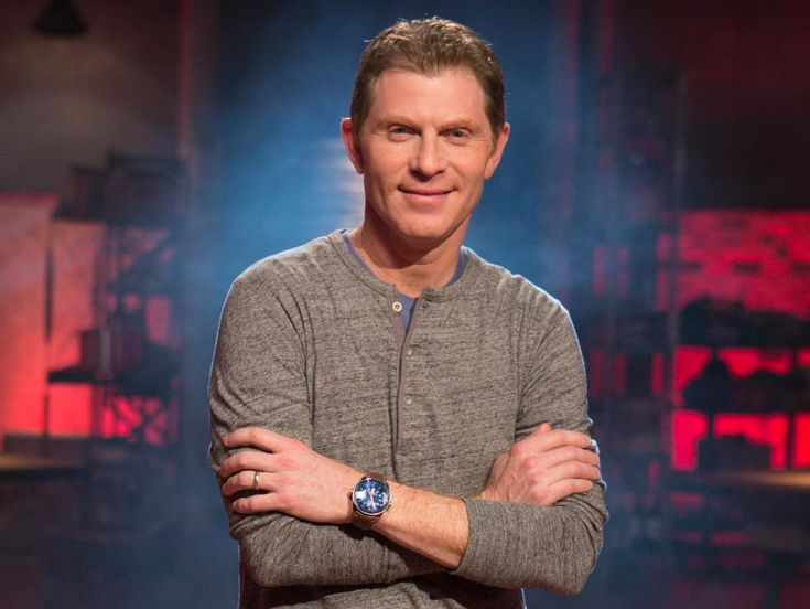 Browse behind-the-scenes photos of the Beat Bobby Flay set to see inside the kitchen where Bobby Flay's head-to-head cook-offs take place.