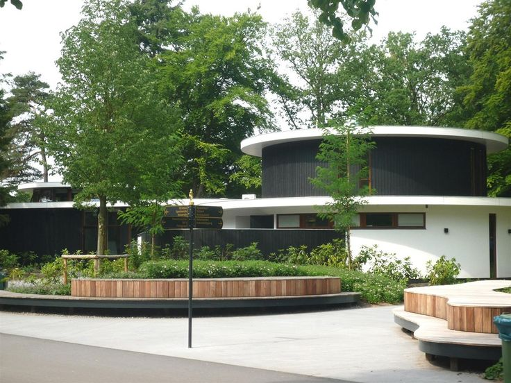 MAAS ARCHITECTEN b.v. (Project) - Restaurant Boschvijver - architectenweb.nl