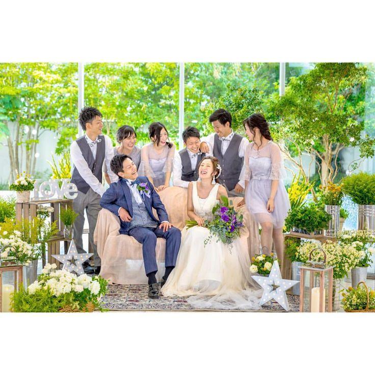 いいね!80件、コメント1件 ― ラ・メゾン Suiteさん(@lm_suite)のInstagramアカウント: 「#兵庫県#姫路市#結婚式場#ラメゾンsuite#wedding#ナチュラル#ナチュラルウェディング#ウェディングドレス#グリーン#green #高砂ソファ#ブライズメイド#weddingdress…」