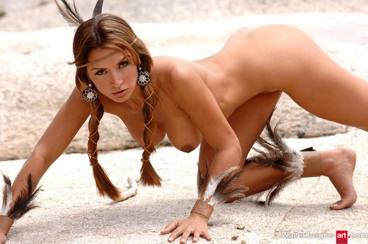 sexy nude cherokee pussy