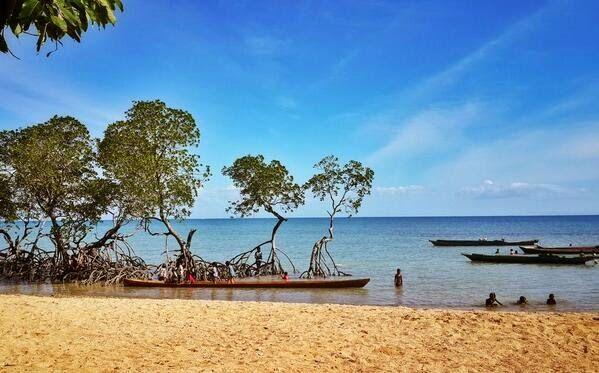 Lokasi Shooting Garuda 19 Movie: Pantai Torobulu, Konawe Selatan, Sulawesi Tenggara, Indonesia