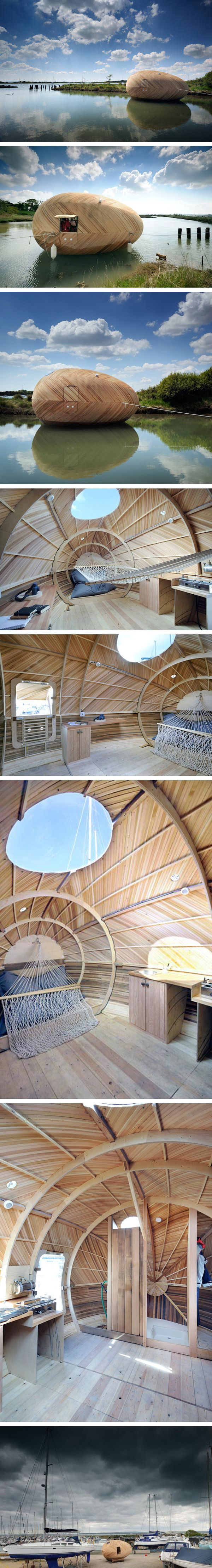 1000 ideas about temporary work resume tips exbury egg is artist stephen turner s temporary work space