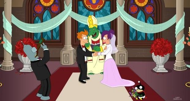"Futurama Season 7, Episode 26 Review: ""Meanwhile"""