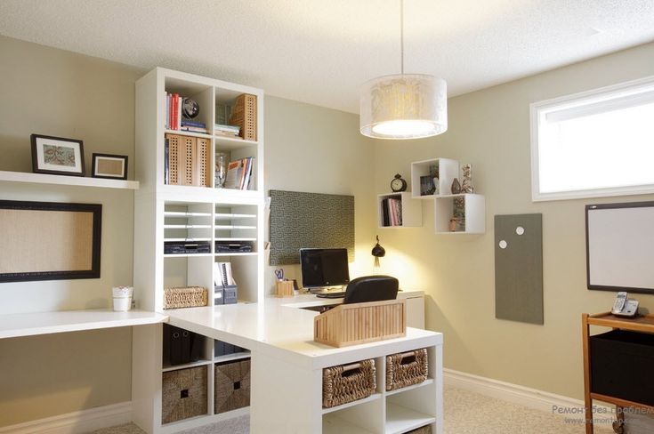Домашний офис идеи на фото