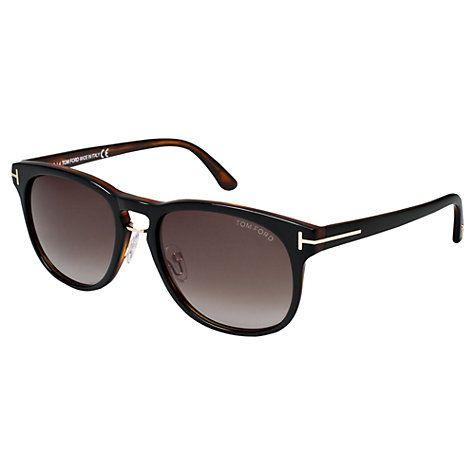 Buy TOM FORD FT0346 Franklin Sunglasses Online at johnlewis.com