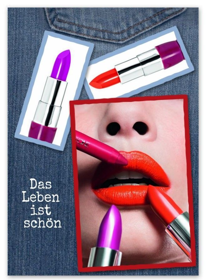 Farben!!! #OriflameGermany #TheONE