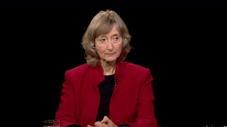 "Linguistics professor Deborah Tannen introduces her book ""You Just Don't Understand: Women and Men in Conversation."""