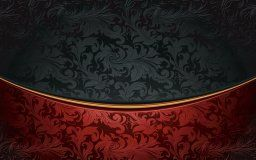 preto escuro do vintage padrão de gradiente de textura padrão de fundo padrão retro do vintage