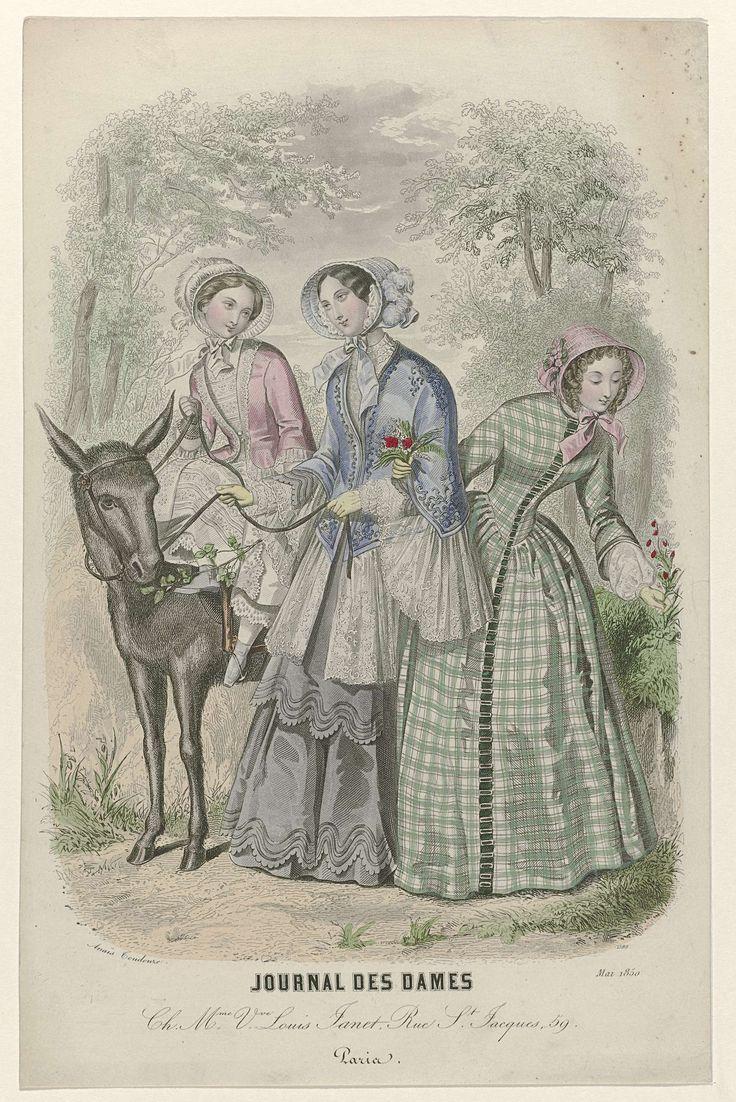 Journal des Dames, mai 1850