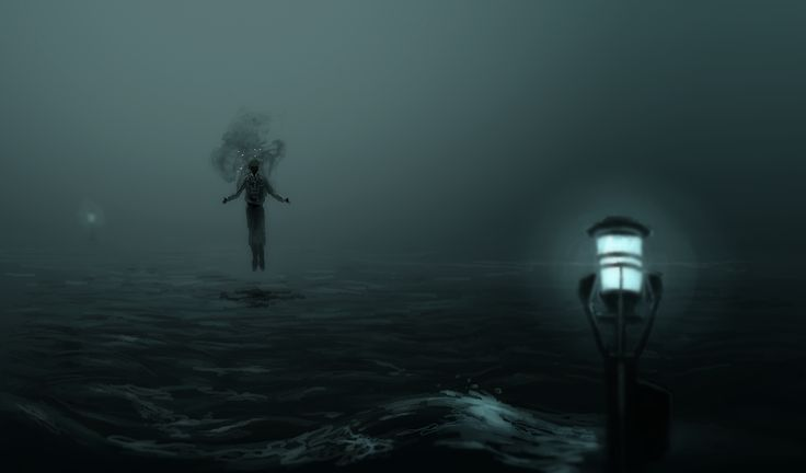 Spirit of the deep by Shaidis on DeviantArt #Dishonored