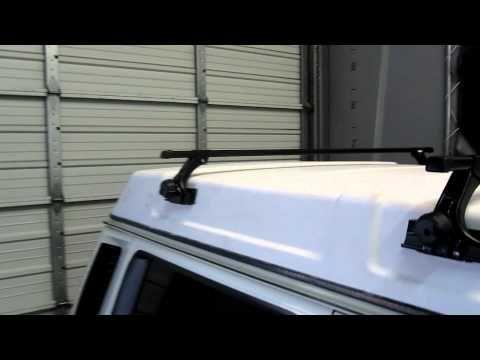 Volkswagen Westfalia Thule Gutter Foot Square Bar Base Roof Rack   Rack  Outfitters