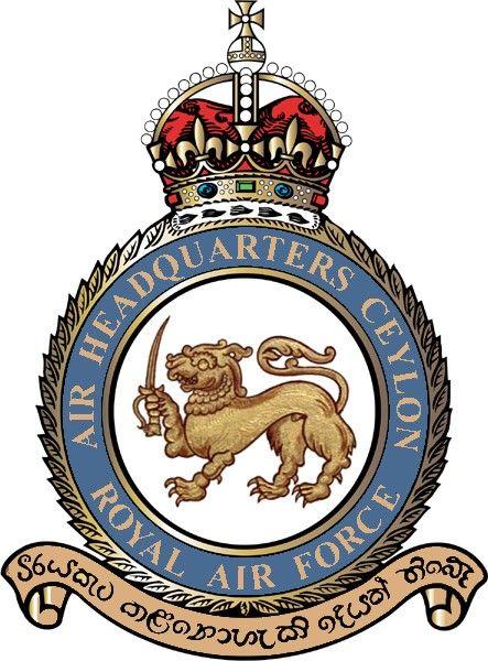 RAF Ceylon