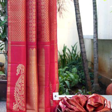 KANCHIVARAM SILK L04107 | Lakshmi