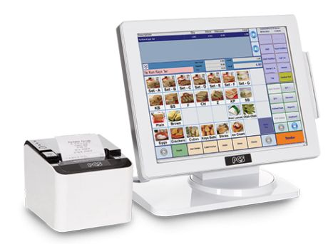 Find The Different Types Of Pos Systems That Provides Customer Satisfaction Due To Less Waiting Times Kids Grocery Store Point Of Sale Pos