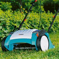 Kış uykusuna yatmadan önce çimlerimizi sürelim ve havalandıralım - Takvim, Ekim, Sonbahar, Çim