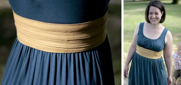 DIY Fabric Belt.  I so need to make this so I can get more wear out of the clothes I'm shrinking out of