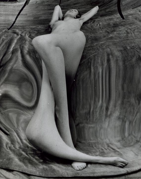 Distortion 1933 by André Kertész