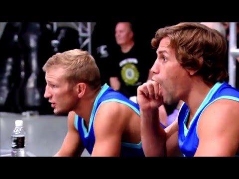 Fight Night Boston: TJ Dillashaw Leaving Team Alpha Male - YouTube