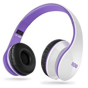 Amazon.com: Sentey® Headphones Headset Flow Purple - Microphone and Inline Control for Talk - Kids Headphones - Headphones for Kids - Kid Heaphones for Music / Gaming / Foldable for Easy Storage with Detachable 3.5 Mm Audio Cable - Apple Headphones - Samsung Headphones - Sport Headphones - Bass Headphones - Running Headphones - Sport Headphones Heavy Bass Ls-4223: Computers & Accessories