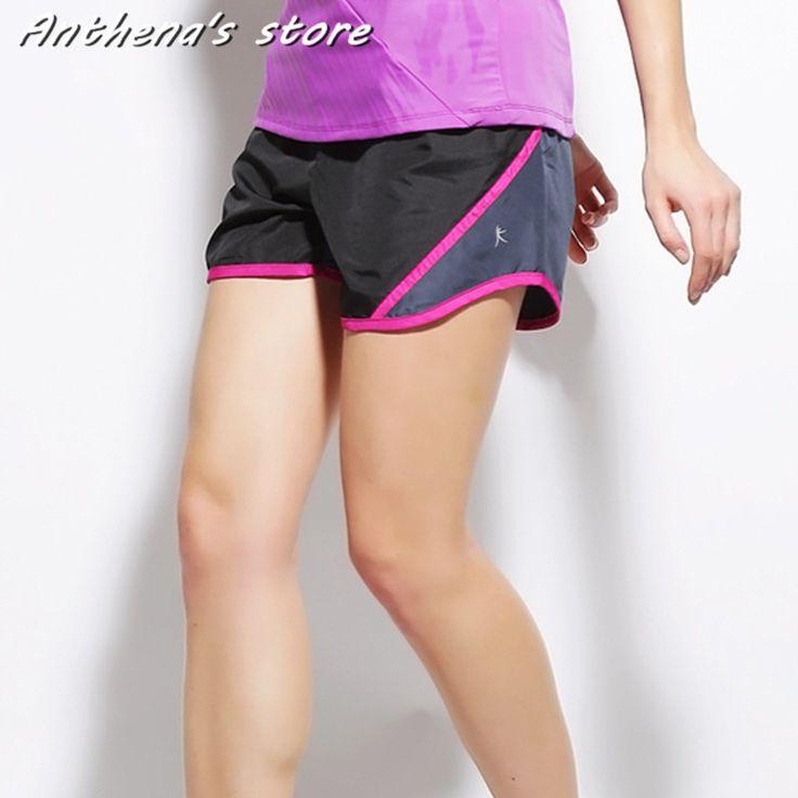 2016 Brand Summer Sports Women Shorts Leisure Elastic Waist Women Shorts Female Yo-Ga Running Short Feminino