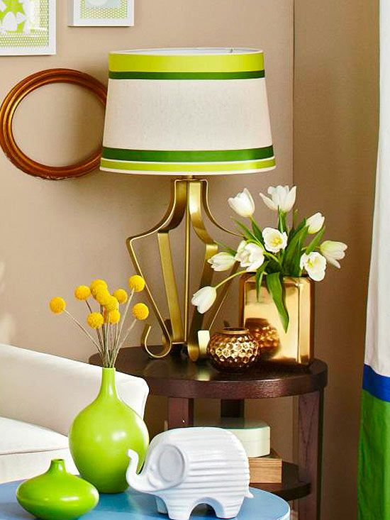 59 best decor light fixture makeover images on pinterest for Ideas for decorating lamp shades