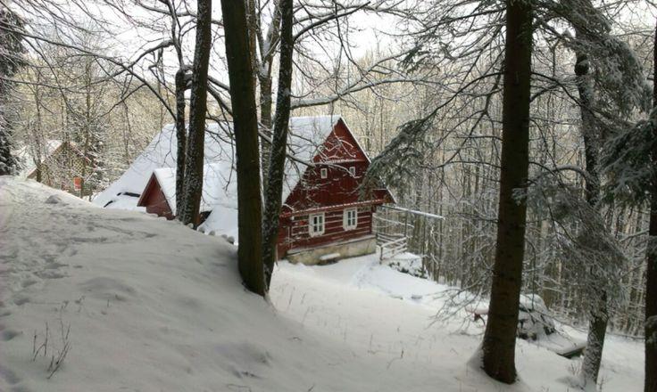 December in Krkonoše