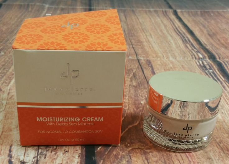 Jean Pierre Cosmetics Moisturizing Cream With Dead Sea Minerals 1.69 oz. NEW | Health & Beauty, Skin Care, Anti-Aging Products | eBay!