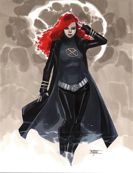 Jean Grey by Mahmud Asrar *