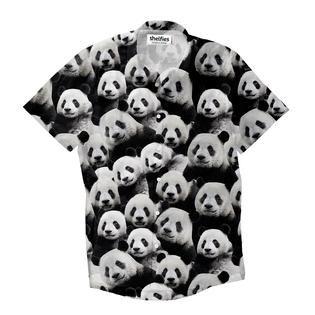 """""""Panda, panda, panda, panda... What do you call one panda?"""""""