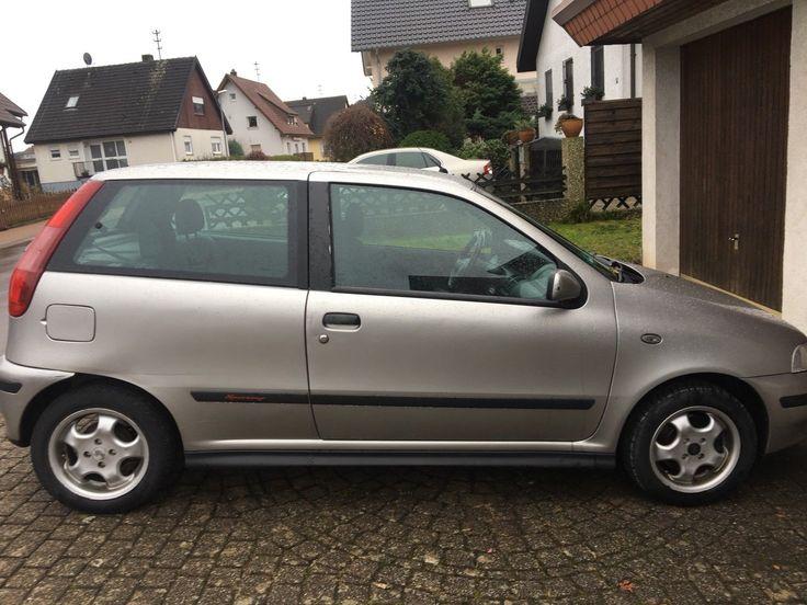 Fiat Punto Sporting   Check more at https://0nlineshop.de/fiat-punto-sporting/
