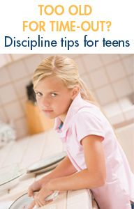 Discipline for Ideas for Teens #Parenting #Teens