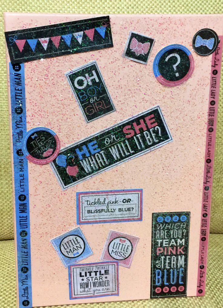He or She? What will it be? Gender Reveal Guess Box/Party keepsake box/card holder/ Gender ballot box/Gender party/Gender reveal/Celebration by ShugahandTales on Etsy https://www.etsy.com/listing/486882607/he-or-she-what-will-it-be-gender-reveal