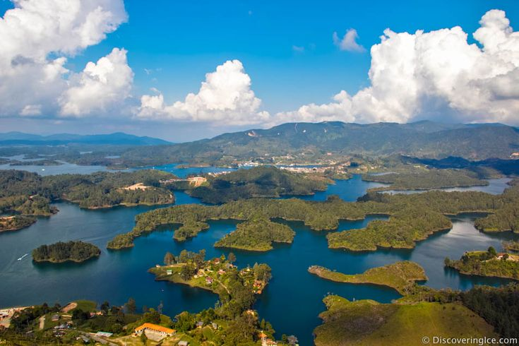 El Penol and Guatape, Colombia