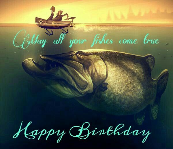 188 best images about happy birthday on pinterest funny for Poems about fishing in heaven
