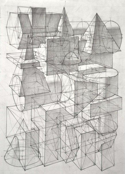 Architecture Drawing Lessons 416 best value and form images on pinterest | drawing, basic
