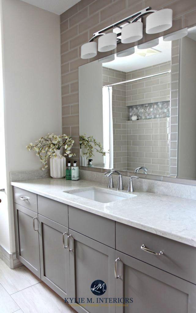 Bathroom Ideas To Decorate Bathroom Decor Gray Walls Bathrooms Remodel Trendy Bathroom Bathroom Design