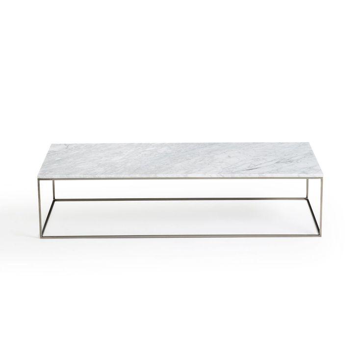 Table Basse Marbre Mahaut – Taille : Taille Unique